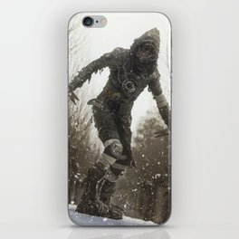 Cold Wasteland iPhone Skin