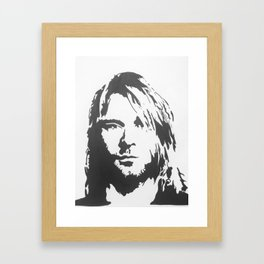 High on Teen Spirit Framed Art Print