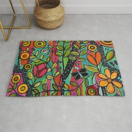 A Wish To Fly Rug