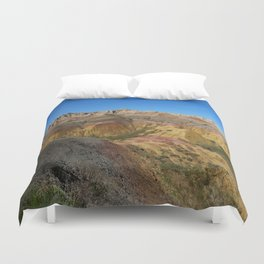 A Colorful World Duvet Cover