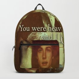 Will, Jem and Tessa Backpack