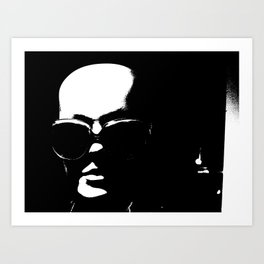 Bold, Sexy and... Dangerous! Art Print