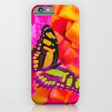 Butterfly & Fruit iPhone 6s Slim Case