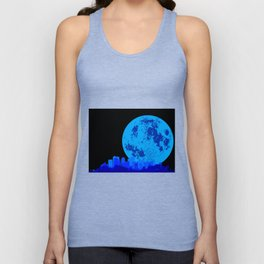 Blue City Unisex Tank Top