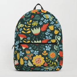 pattern 8009 Backpack