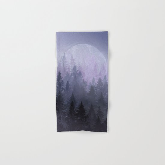 fantasy forest 2 Hand & Bath Towel