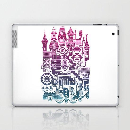 Castle Mama Laptop & iPad Skin