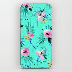 Calypso Floral iPhone & iPod Skin