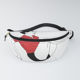 A practical girl Fanny Pack