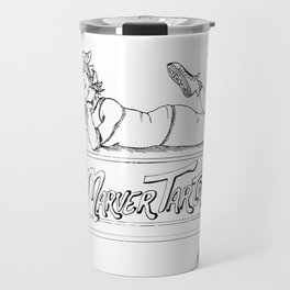 MarverTart Linework Travel Mug