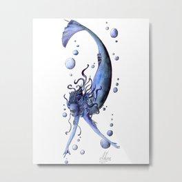 Mermaid 22 Metal Print