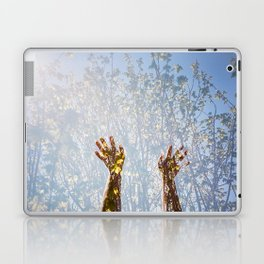 Reach Laptop & iPad Skin