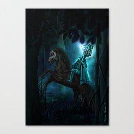 Original Headless HBG by Topher Adam 2017 Canvas Print
