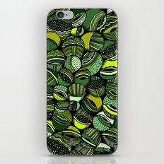Aristoloschia Green iPhone & iPod Skin