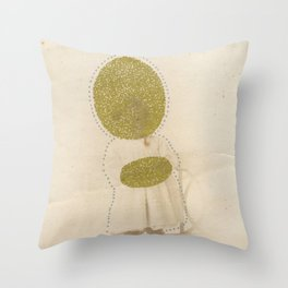 Baby Constellation Throw Pillow