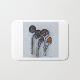 Spoons & Spices Bath Mat