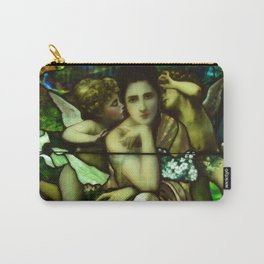 Louis Comfort Tiffany - Decorative stained glass 1. Carry-All Pouch
