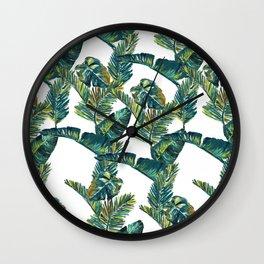 Summer 19 Wall Clock