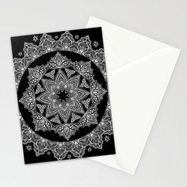 Lotus Dreams Mandala Stationery Cards
