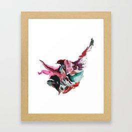 Suspension - Digital  Framed Art Print
