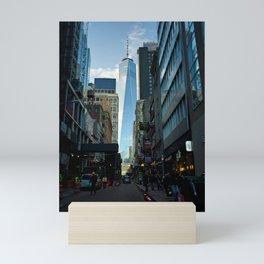 Downtown Giant Mini Art Print