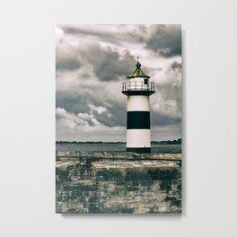 Southsea Castle's Tower AE Metal Print