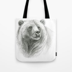 Grizzly Bear G2012-057 Tote Bag
