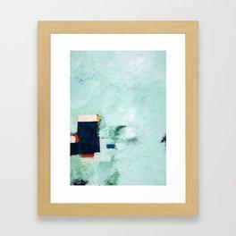 Sweet Mint Framed Art Print