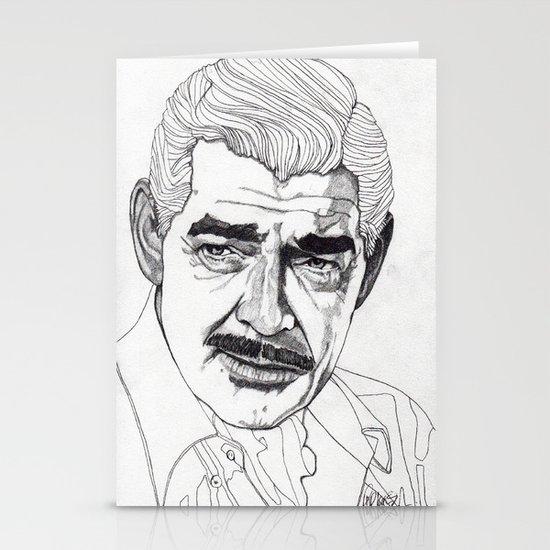 Clark Gable Stationery Cards