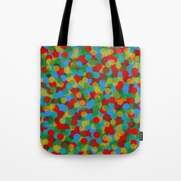 Dot series #10 Tote Bag
