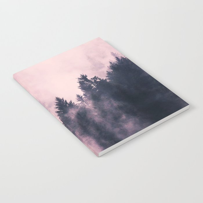 Foggy Night #society6 #decor #buyart Notebook