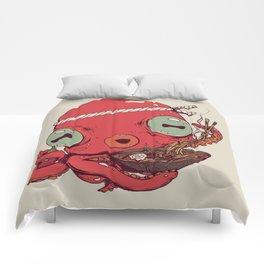 Spicy Ramen Comforters