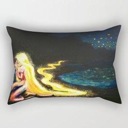 Now I See The Light  Rectangular Pillow