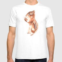 Chipmunk Wizard T-shirt