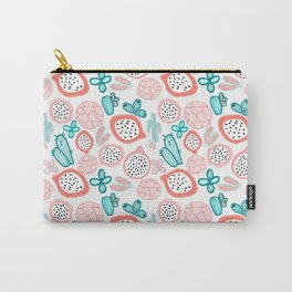 Pitahaya and Cactus Garden Carry-All Pouch