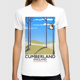 Cumberland England T-shirt