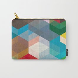 Triangles and more shapes Carry-All Pouch