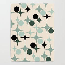 RETRO Pattern  #society6 #decor #buyart Poster