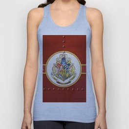 Red  Hp Unisex Tank Top
