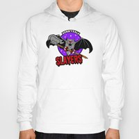 buffy Hoodies featuring  Slayers by Buby87