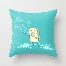 SOAPERA Throw Pillow