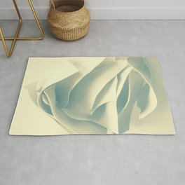 Abstract forms Rug