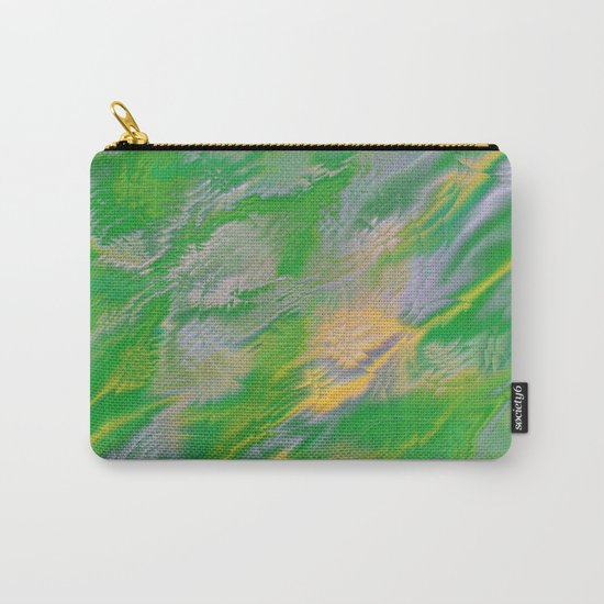 Pearl Green Water Carry-All Pouch