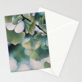 Rain in Yoyogi-kōen Stationery Cards