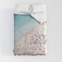 beach - summer love Comforters