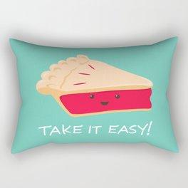 A slice of advice! Rectangular Pillow