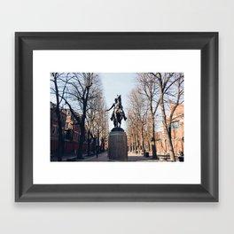 Revere Framed Art Print