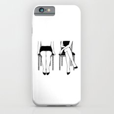 Be Bold or Italic, Never Regular iPhone 6 Slim Case