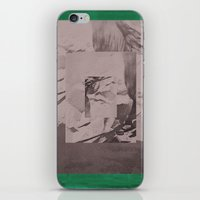 stone iPhone & iPod Skins featuring Stone by Thrashin