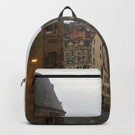 Edinburgh, Scotland Backpack
